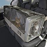 SportPet Car Seat Pet Crate, Car Kennel, Pet Tube Kennel, Pop Open Crate