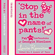 Confessions of Georgia Nicolson (9) – 'Stop in the name of pants!' | Louise Rennison