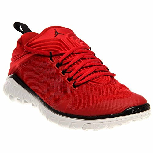 Nike Jordan Men's Jordan Flight Flex Trainer Gym Red/Black/White Training Shoe 13 Men US