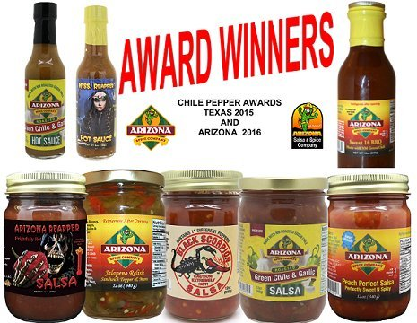 Award Winning 8 Pack by Arizona Spice Company