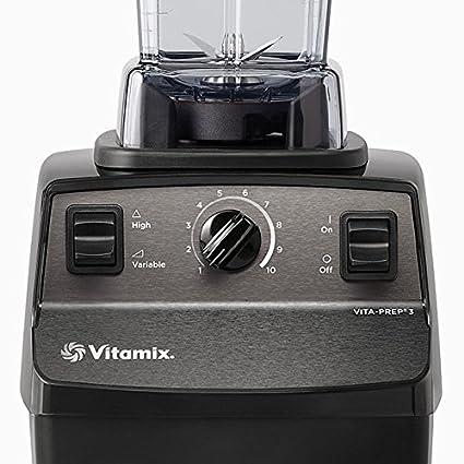 Vita-Mix Vita-Prep licuadora de 3 velocidades de 64 onzas: Amazon ...