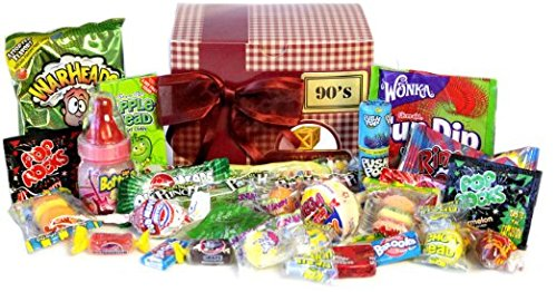 Candy Crate Old Fashioned Sweets Decade Gift Box - Retro 1990