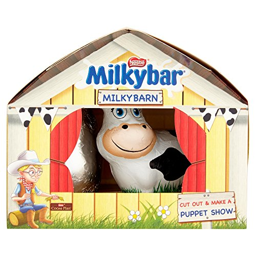 Milkybar Farmyard Pack, 160 g (Pack of 4) - Buy Online in