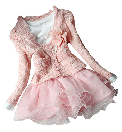 Little girls dress is cute as anything