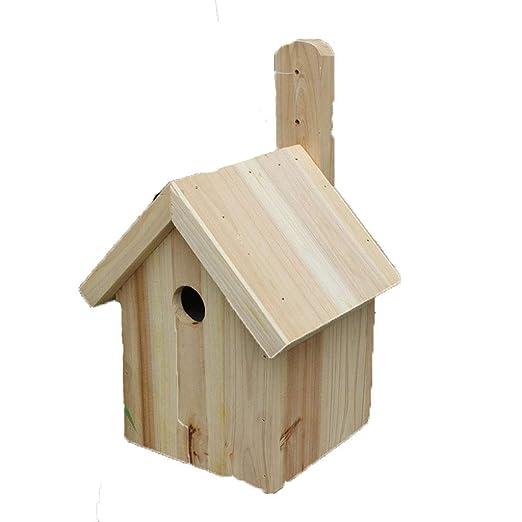 HIZLJJ Productos for mascotas Caja interior de madera for nido for ...