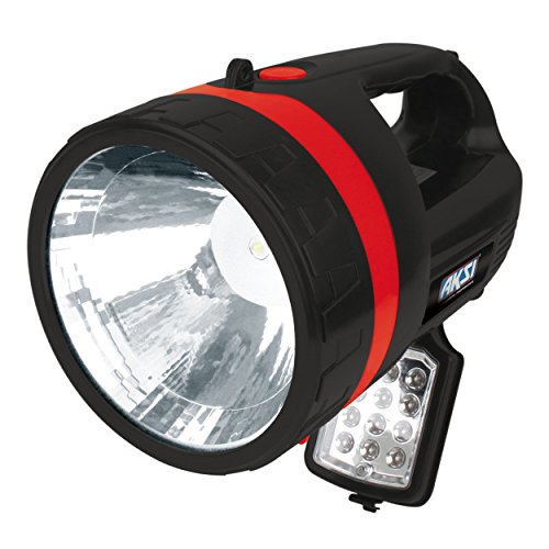 Aksi Linterna Recargable Emergency Light, 12 Leds, 2 Watts