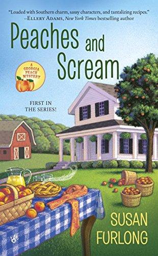 book cover of Peaches and Scream