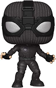 Funko Pop! Marvel: Spider-Man Far from Home - Spider-Man Stealth Suit, Multicolor, Standard