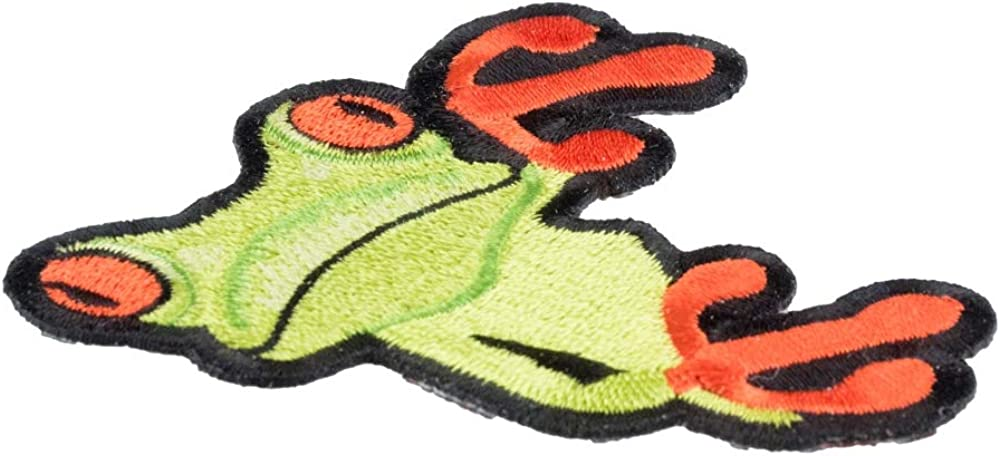 Frog /& Animal Patches Peeking Tree Frog Patch