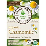 Traditional Medicinal's Organic Chamomile Tea, 16 Tea Bags per Box (Pack of 3 Boxes) Review