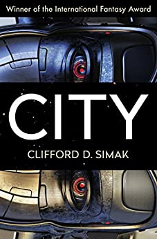 City Clifford D Simak ebook