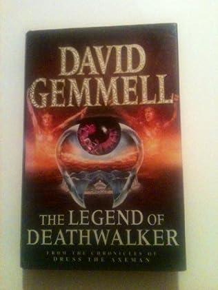 book cover of The Legend of Deathwalker