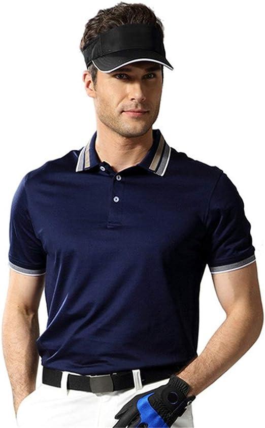 Yishelle Camiseta para Hombre, Golf Ropa de Verano Hombres Casual ...
