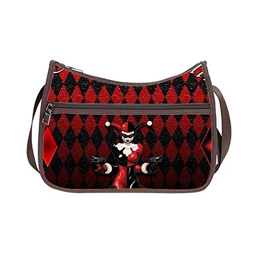 Harley Quinn Makeup Bag - 8