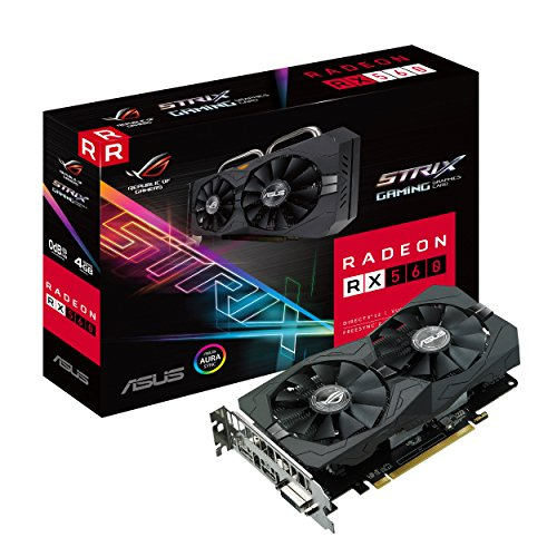 Asus ROG Strix RX 560 4gb
