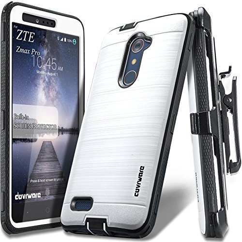 using Project zte zmax pro case with built in screen protector has 2GB RAM