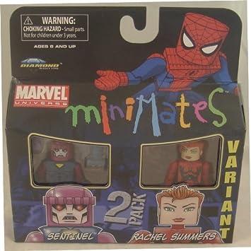 Marvel Minimates Series 33 Rachel Grey