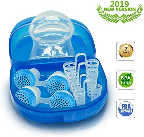 Snoring Solution Comfortable Silicone Breathing