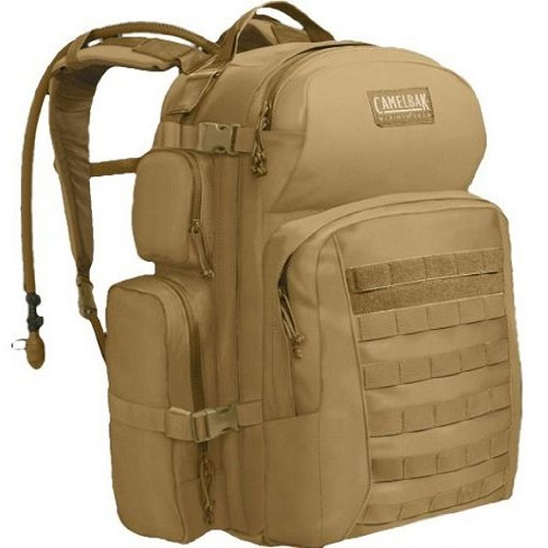 Camelbak BFM 100oz 3l Hydration Pack Coyote ()