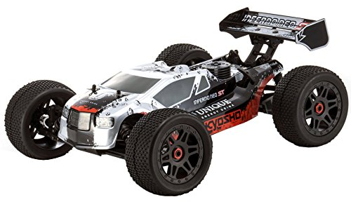 Kyosho Inferno - Kyosho Inferno Neo Race Spec 2.0 ReadySet Nitro RC Racing Truck