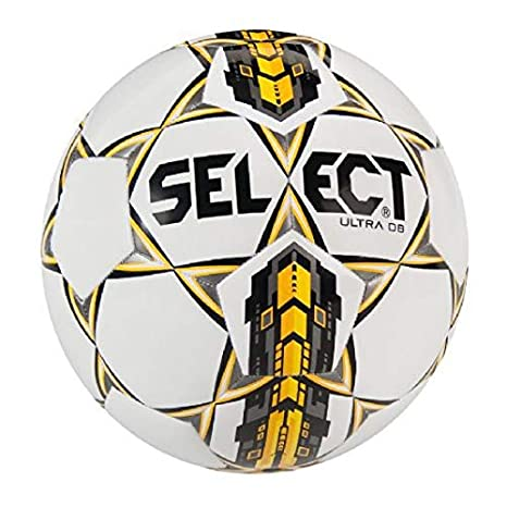 SELECT - Balón de fútbol para Adulto, Unisex, Color Blanco ...