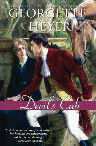 Devil's Cub (Current Avon Book)