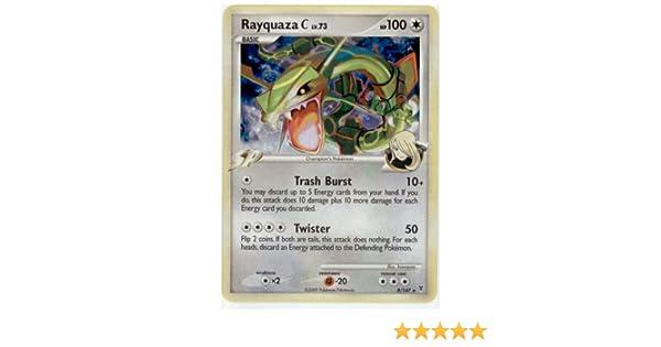 Pokemon - Rayquaza [C] (8) - Supreme Victors - Holo