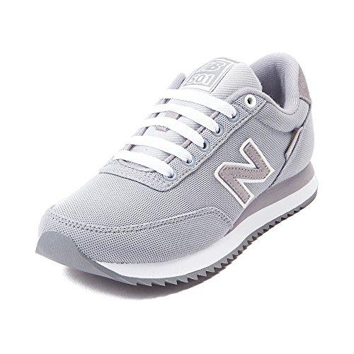New Balance Mujeres 501 Fashion Sneaker Grey 1523