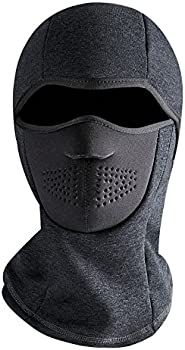 Zerdocean Winter Windproof Full Face Motorcycle Ski Mask