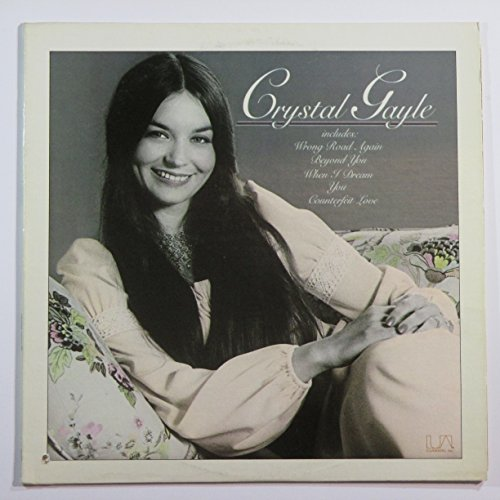 Crystal Gayle (Crystal Visions Vinyl compare prices)
