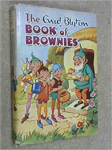 Enid Blyton Book Of Brownies