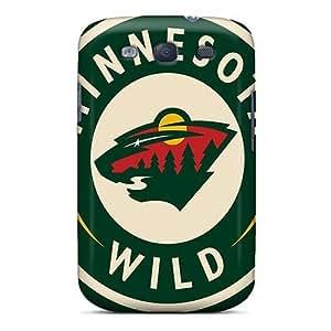Waterdrop Snap-on Minnesota Wild Case Galaxy S3