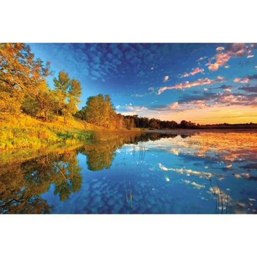 Sunsets Gallery (Art Master Back Bay Sunset Gallery Wrapped Canvas Artwork, 16 by)