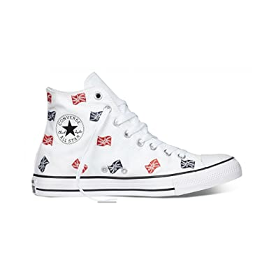 CONVERSE Designer Chucks Schuhe   ALL STAR    10.5 US Women / 8.5 US MenWhite