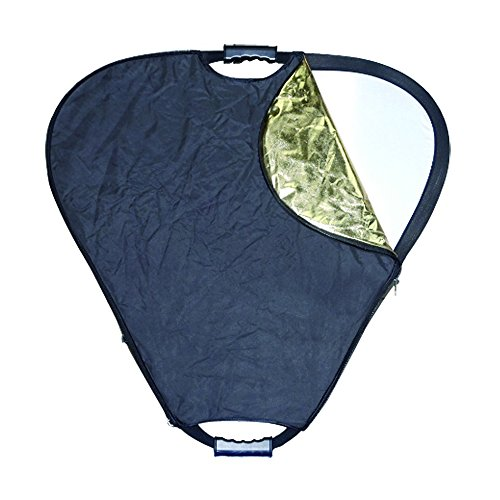Phottix 5-in-1 Premium Triangle Reflector with Handles 119cm (PH86492)