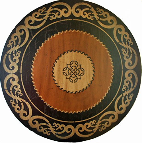 Joann's Design's Lazy Susan #1426CPR 24 inch by Joann's Designs