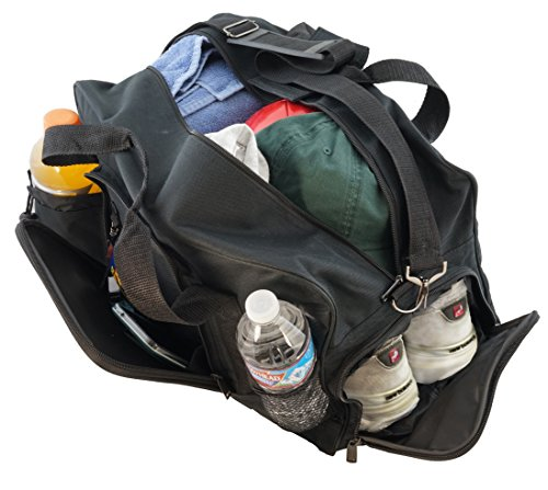 Ensign Peak - Gym Bag (Black)