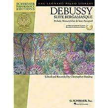 Debussy - Suite bergamasque: Prelude, Menuet, Clair de lune, Passepied