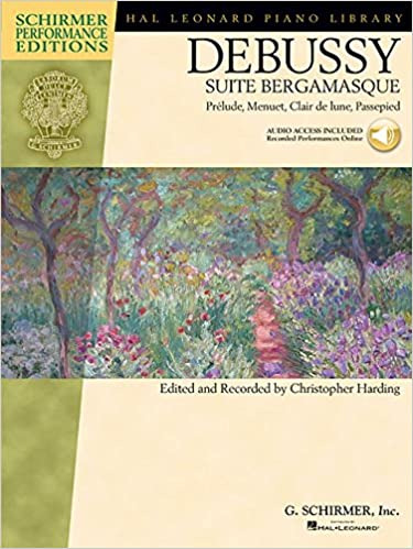 VERIFIED Debussy - Suite Bergamasque: Prelude, Menuet, Clair De Lune, Passepied (Schirmer Performance Editions) (Schirmer Performance Editions: Hal Leonard Piano Library). metros sports buque Better facil design