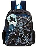 Marvel Black Panther 16 inch Molded Front Backpack