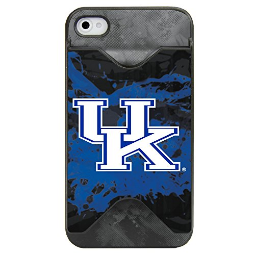 Guard Dog Kentucky Wildcats Credit Card Case for iPhone 4 / 4s