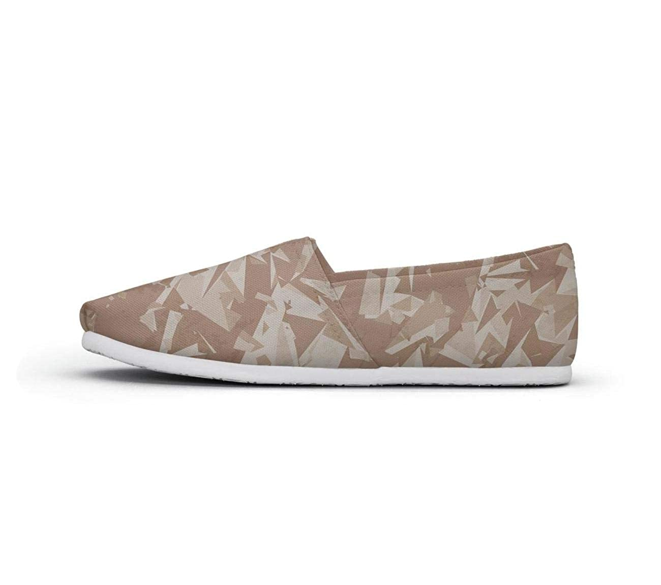 Black air force hex camo Womens Loafer Shoes for womens Fashion Highly Breathable