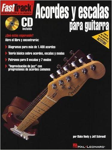 FAST TRACK - Acordes y Escalas para Guitarra Inc.Download Card ...