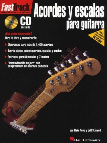 Download FAST TRACK - Acordes y Escalas para Guitarra (Inc.Download Card) ebook