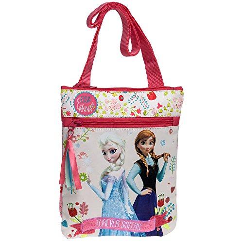 Disney 4254351 Beauty Case da Viaggio Elsa Frozen, Multicolore