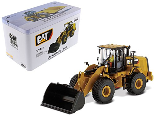 (Diecast Masters CAT Caterpillar 950M Wheel Loader Operator High Line Series 1/50 Diecast Model)
