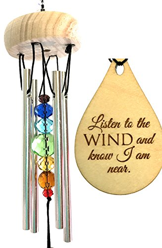For A Loss Above All Losses Child Wind Chime Memorial Best After Loss Heaven Gift Christian Remembrance In Memory Of Loved One Gift under 20 Memorial gift after miscarriage Stillbirth death of baby (Gifts For A Death)