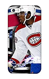 Snap-on Case Designed For Iphone 5/5s- Montreal Canadiens (54)