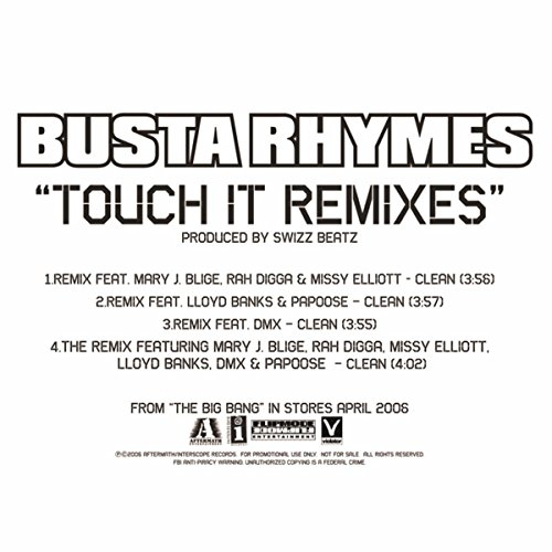 Touch It Remixes