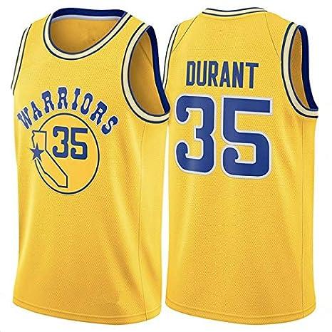 Camiseta de Baloncesto para Hombre, NBA Kevin Durant #35 ...